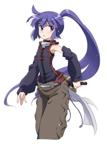 Log Horizon 03