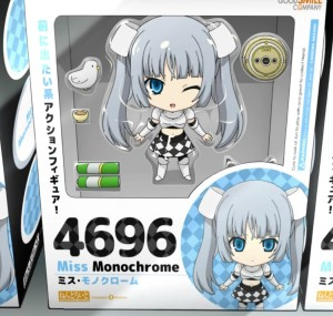 Miss Monochrome 01